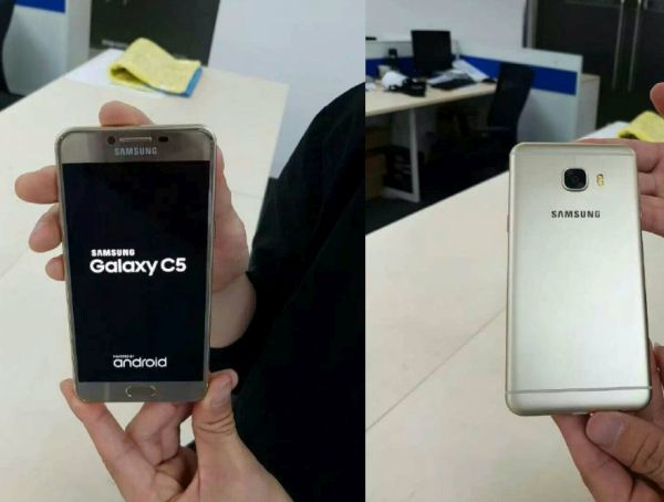 Samsung Galaxy C5 C7 Chinese Models