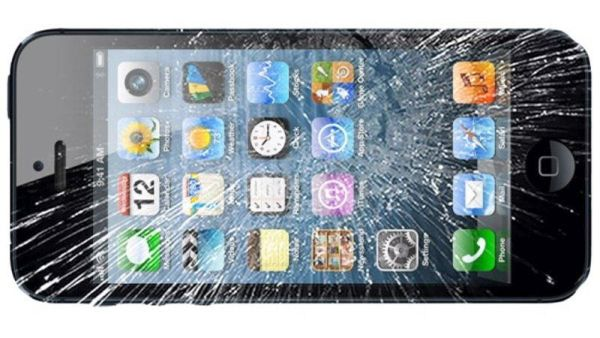 Smashed iPhone Screen How to Repair Fix