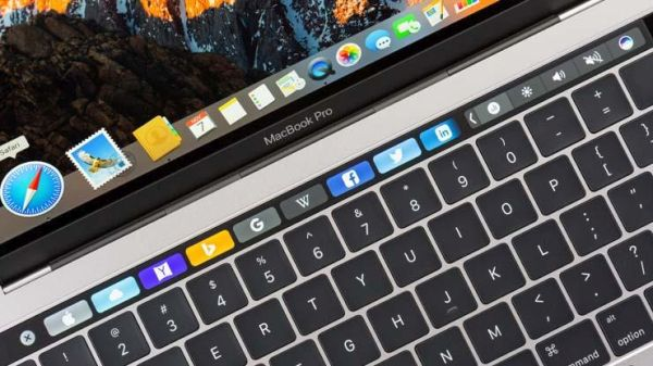 How to Enable Disable Zoom for Touch Bar on MacBook Pro