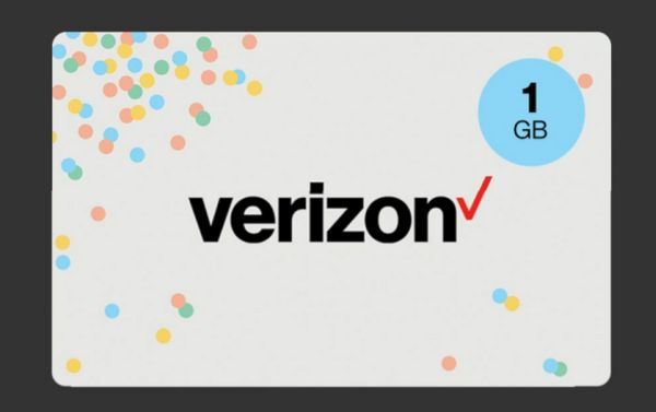 Verizon Share Gigabyte Gift with Family Friends