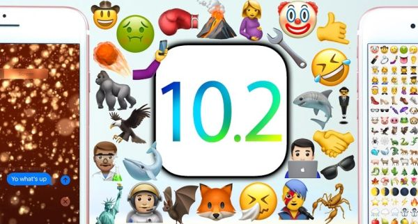 iOS 10.2 Beta Version for iPhone iPad