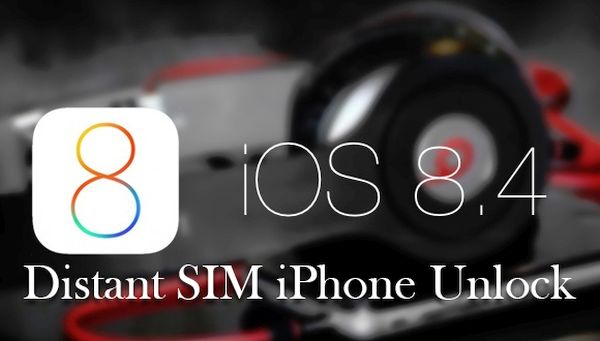 iOS 8.4 iPhone SIM Unlock