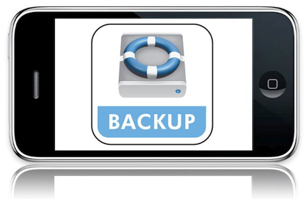iPhone Backup iTunes iCloud Instruction