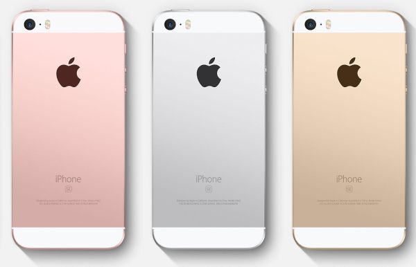 iPhone SE Orders in China