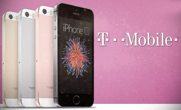 iPhone SE TMobile SIM Factory Unlock Service