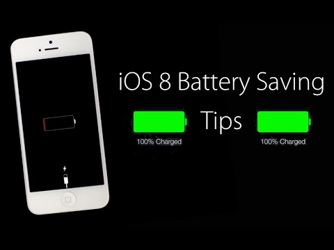 ios 8.2 battery saving tips
